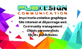 logo PUBDESIGN COMMUNICATION